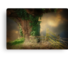 Countryside Bliss Canvas Print