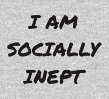 Socially Inept by Andrew Alcock