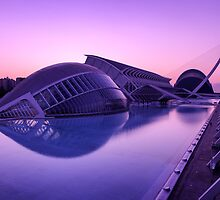City of Arts and Sciences by Mark Sykes