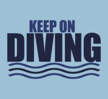 Keep on Diving by Boogiemonst