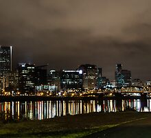 Portland in the dark by rkboz