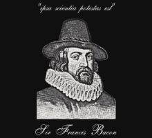 Sir Francis Bacon (version 1) by LetThemEatArt