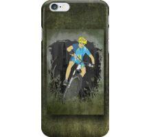 Bicycle Guy iPhone Case/Skin