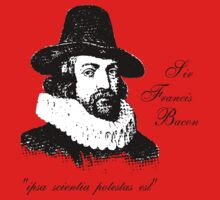 Sir Francis Bacon (version 3) by LetThemEatArt