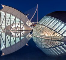 Valencia, Spain by Mark Sykes