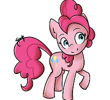 Pinkie Pie by hobbutt