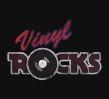 Vinyl Rocks! by mezzluc