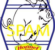 Spam 1960s Ad by zekret
