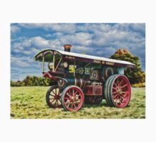 Burrell showmans Steam engine by ipgphotography