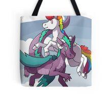 Dragons & Unicorns Tote Bag