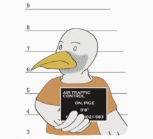 Jail Bird by Brandon Matlock