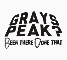 Grays Peak Mountain Climbing by Location Tees