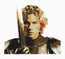 A knight's Tale Heath Ledger by Buxbunny