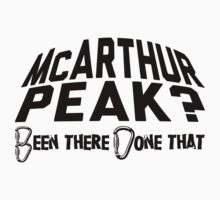 McArthur Peak Mountain Climbing by Location Tees