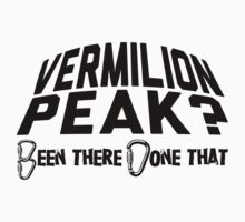 Vermilion Peak Mountain Climbing by Location Tees