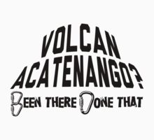 Volcan Acatenango Mountain Climbing by Location Tees