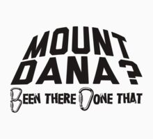 Mount Dana Mountain Climbing by Location Tees