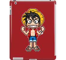 Monkey D. Luffy Pixel iPad Case/Skin