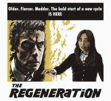 The Regeneration by BadEye