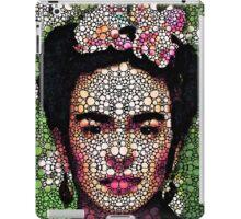 Frida Kahlo Art - Define Beauty iPad Case/Skin