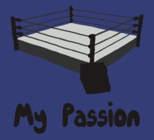 My Passion by Alsvisions
