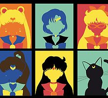 Sailor Pop Art poster by EdWoody