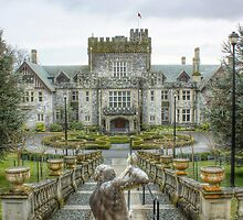 Hatley Castle - Regular by Phil Stuebe
