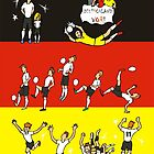Worldcup DEUTSCHLAND 2014 by colortown