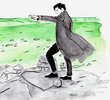 Sherlock + Landscape. by Mister Dalek and Co .