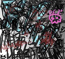 Digi graffiti  by Atarii