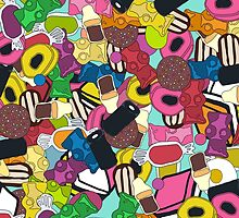 sugar sugar (card) by Sharon Turner