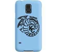 Kaiba Corporation - Blue Eyes White Dragon Edition Samsung Galaxy Case/Skin