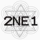 2NE1 - Black by EwwGerms