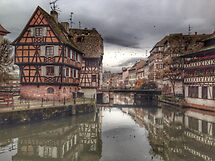 Petit France, Strasbourg by Murray Swift
