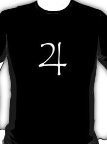 Astronomical Symbol of Jupiter (Shadow) T-Shirt