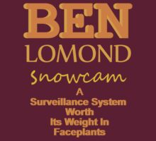 Ben Lomond Snowcam - yellow by aint-no-zombie