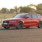 2014 Audi RS 6/RS6 Avant - Australia Sunset by Pavle