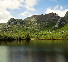 Cradle from Suttons Tarn by ClaireBear