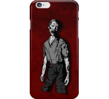 Connor - Zombie iPhone Case/Skin