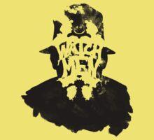 Watchmen - Rorschach Stain by sergiocpd