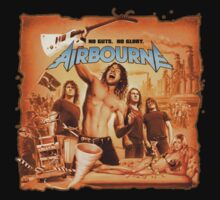 Airbourne - No Guts, No Glory by sergiocpd