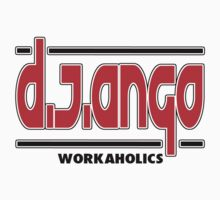 Workaholics - DJ Ango by HalfFullBottle