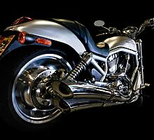 Harley Davidson by Mark Sykes