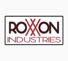 Roxxon Industries - Workshirt by HalfFullBottle