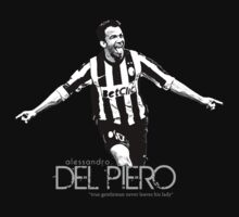 Del Piero by omiero