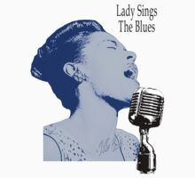Lady Sings The Blues (version 2) by LetThemEatArt
