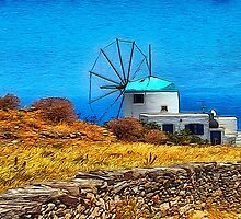 Bella Vista Windmill by doggylips