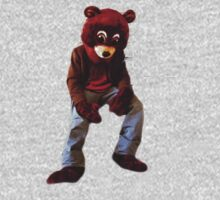 Kanye West's Dropout Bear by coolGEORGE