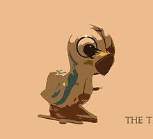 The Tin Bird by Cameron  Abbott