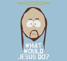 What would Jesus do? - South Park 2 by Lamamelle